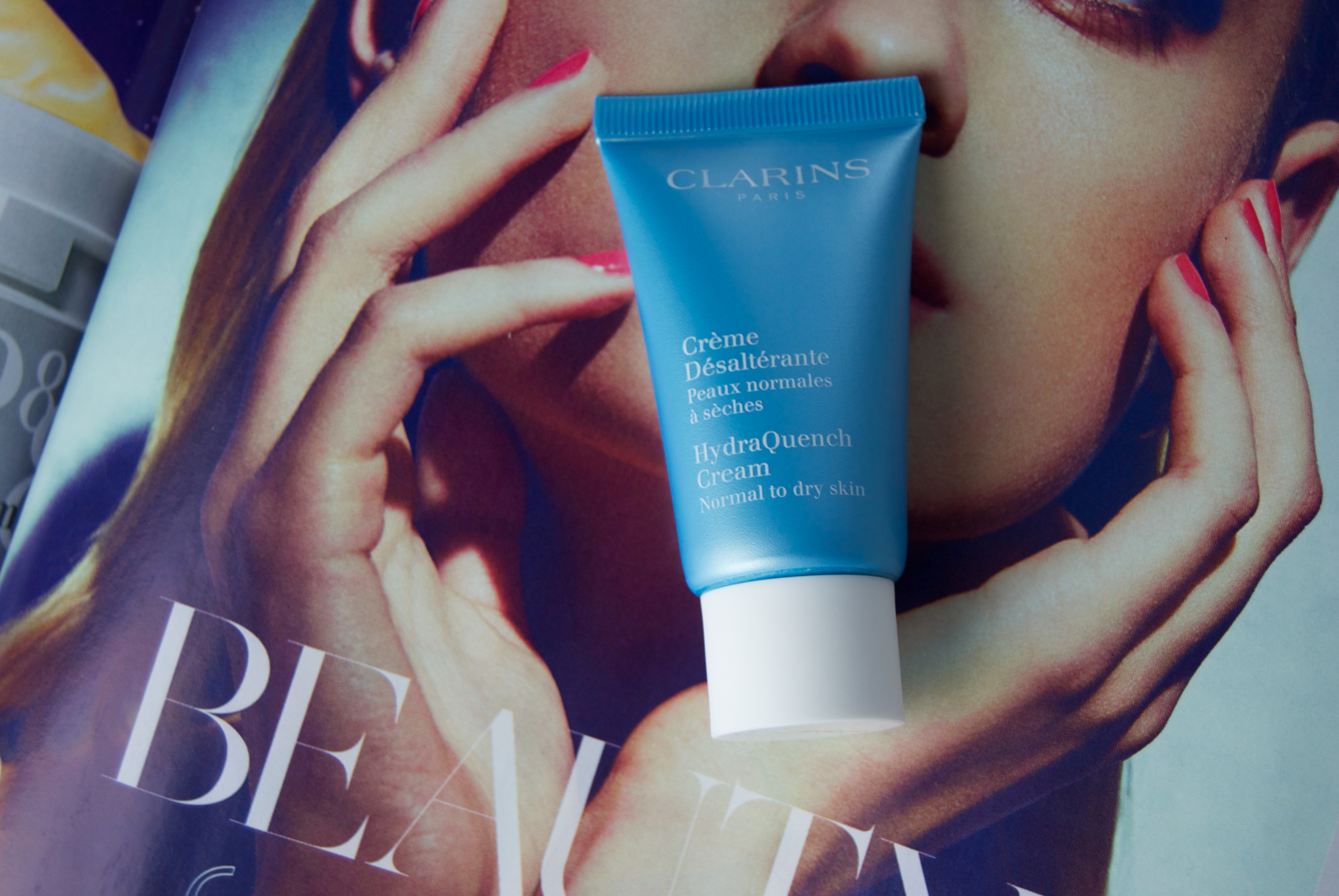 Clarins Essentials Review Hydraquench Cream Gel Normal To Combination Skin 15ml Laura Bullet2 26 1
